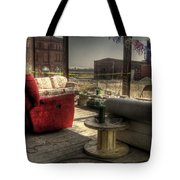 North St. Louis Porch Tote Bag