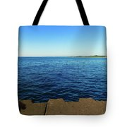 North To Sleeping Bear Tote Bag