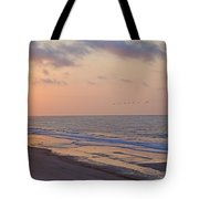 North Topsail Beach Glory Tote Bag by Betsy C Knapp