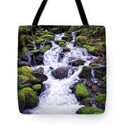 North Umpqua Wild And Scenic River Tote Bag