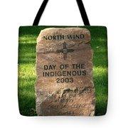North Wind Tote Bag