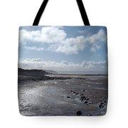 Northam Burrows Beach Tote Bag