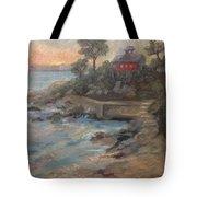 Northeast Sunset Tote Bag