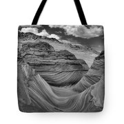 Northern Arizona Desert Swirls Tote Bag
