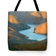 Northern Arizona Lake Mead Tote Bag