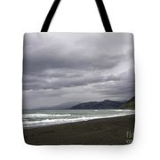 Northern California Beach Tote Bag