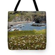 Northern California Coast Scene Tote Bag