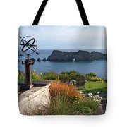 Northern California Coast View Tote Bag