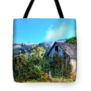 Northern California Cottage Tote Bag