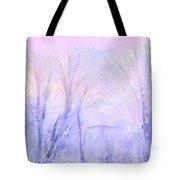 Northern California Pastel Sunset Tote Bag