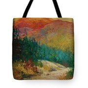 Northern Essence  Tote Bag