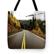 Northern Highway Yukon Tote Bag