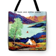 Northern Ireland, Scenery, Tours And Excursions Tote Bag