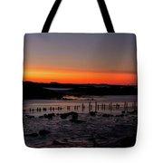 Northern Landscape Tote Bag