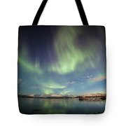 Northern Light Xiv Tote Bag