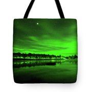 Northern Lights 3 Tote Bag