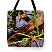 Northern Water Snake Tote Bag