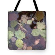 Northern Waters, Autumn Tote Bag