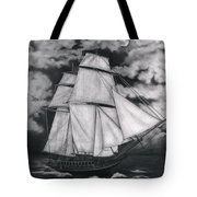 Northern Winds Tote Bag