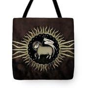 Northleach Wool Church Tote Bag
