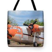 Northrop Raider Tote Bag