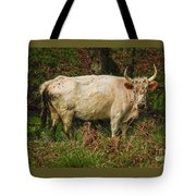 Northumberland Wild Cattle Tote Bag