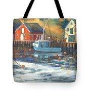 Northwest Cove, Nova Scotia Tote Bag