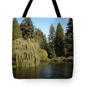 Northwest Garden Tote Bag