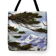Northwest Majesty Tote Bag