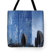 Northwestern Mutual Tower - Milwaukee Wisconsin 2017 Tote Bag