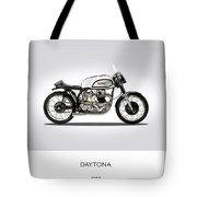 Norton Daytona Tote Bag
