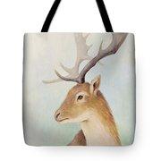 Norway Deer Tote Bag