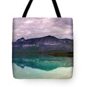 Norway Panorama Tote Bag