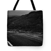 Norwegian Arctic Coastal Highway Tote Bag