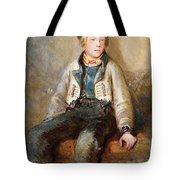 Norwegian Boy Tote Bag