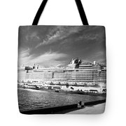 Norwegian Epic Visit Tote Bag