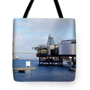 Norwegian Petroleum Museum Tote Bag