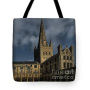 Norwich Cathedral Tote Bag