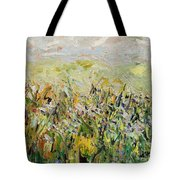 Nose Hill Tote Bag