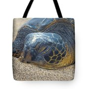 Nose In The Sand Tote Bag