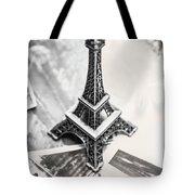 Nostalgia In France Tote Bag