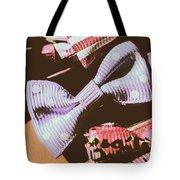 Nostalgia In The Fashion Isle Tote Bag