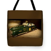 Nostalgia - Wind Up Car Toy Tote Bag