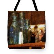Nostalgic Eclectica Tote Bag