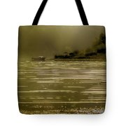 Nostalgic Morning Tote Bag
