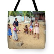 Nosy Be Welome Tote Bag