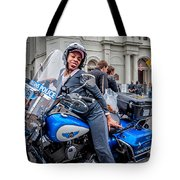 Not-a-cop In Jackson Square Nola Tote Bag
