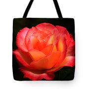 Not A Second Hand Rose Tote Bag