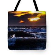 Not A Storm Tote Bag