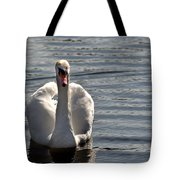 Not Another Swan Tote Bag